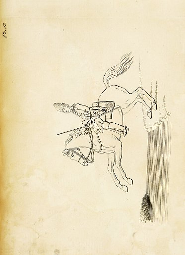 Fairman Rogers Collection: Pembroke, Henry Herbert, Earl of, 1734-1794 - Military equitation, or, A method of breaking horses, and teaching soldiers to ride : designed for the use of the army / by Henry Earl of Pembroke.