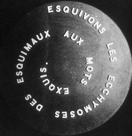 Duchamp, Marcel  -  Discs Inscribed with Puns