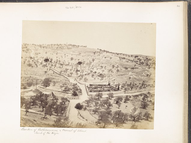Garden of Gethsemane and Mount of Olives, Tomb of the Virgin