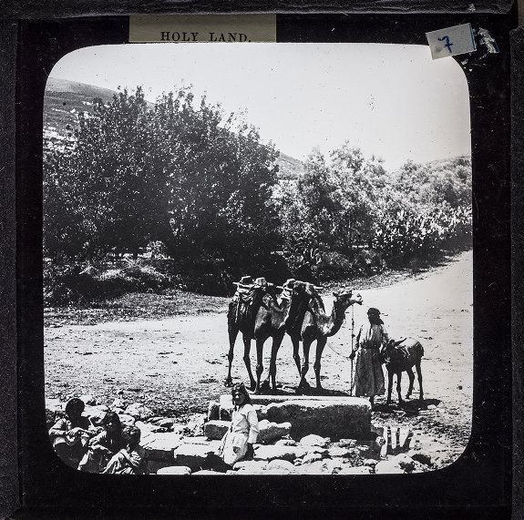 The Well of Cana of Galilee