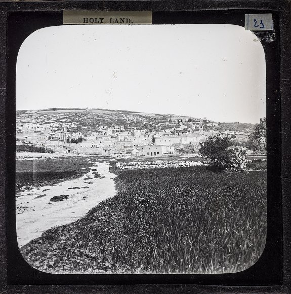 Nazareth, from South