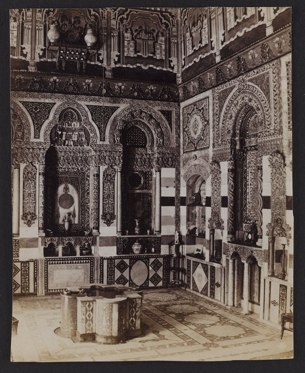 Interior of a Damascus House