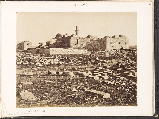 Mount Zion and the Tomb of David