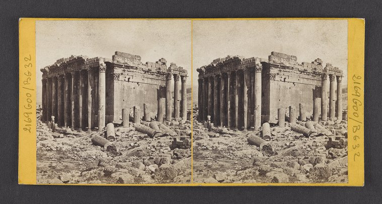Baalbec -- The Temple of Jupiter