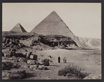Pyramids of Ghizeh