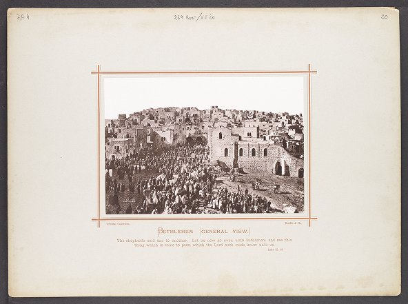 Bethlehem (General View)