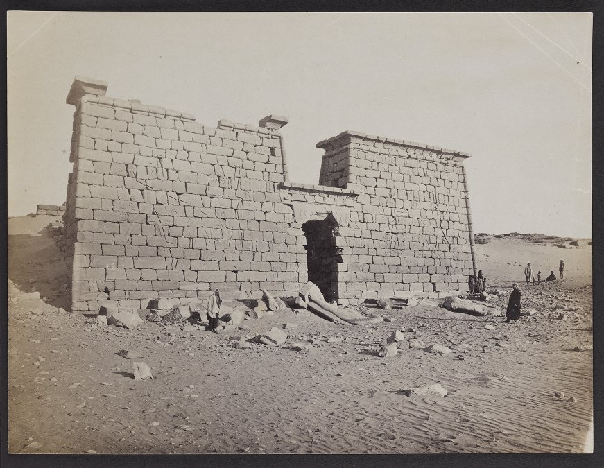 Temple of Wady Saboua :