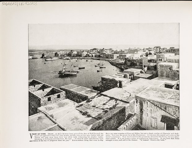 View of Tyre