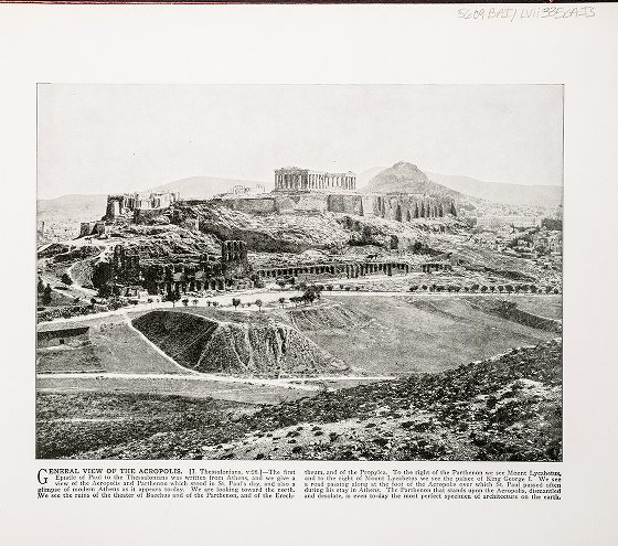 General view of the Acropolis