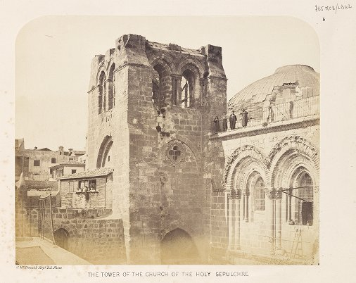 Church of the Holy Sepulchre :