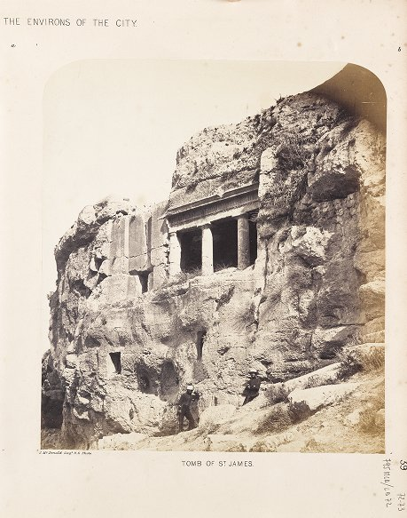 Ancient Tombs in the Environs of the City :