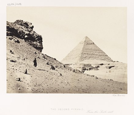 The Second Pyramid :