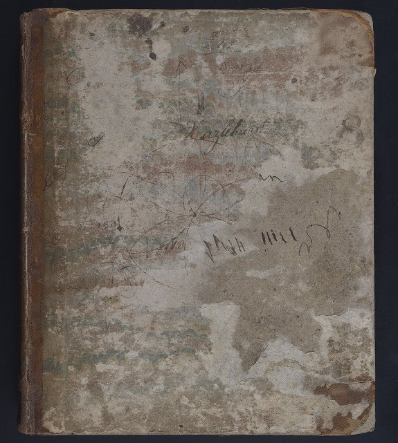 Other: Ms. Codex 1035 - Hazlehurst, Isaac, d. ca. 1857 - Isaac Hazlehurst's book