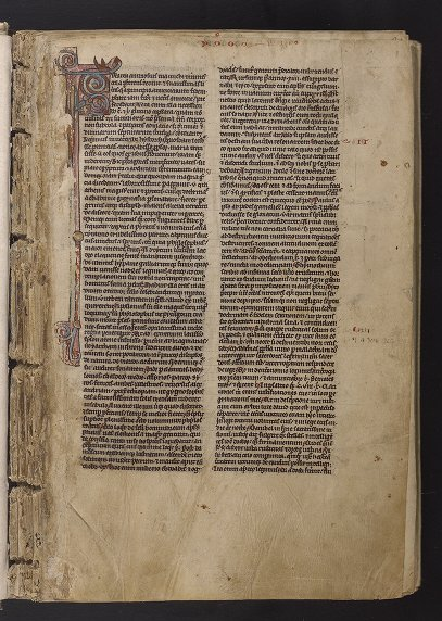 Medieval & Renaissance Manuscripts Collection: Ms. Codex 1065 - [Bible]
