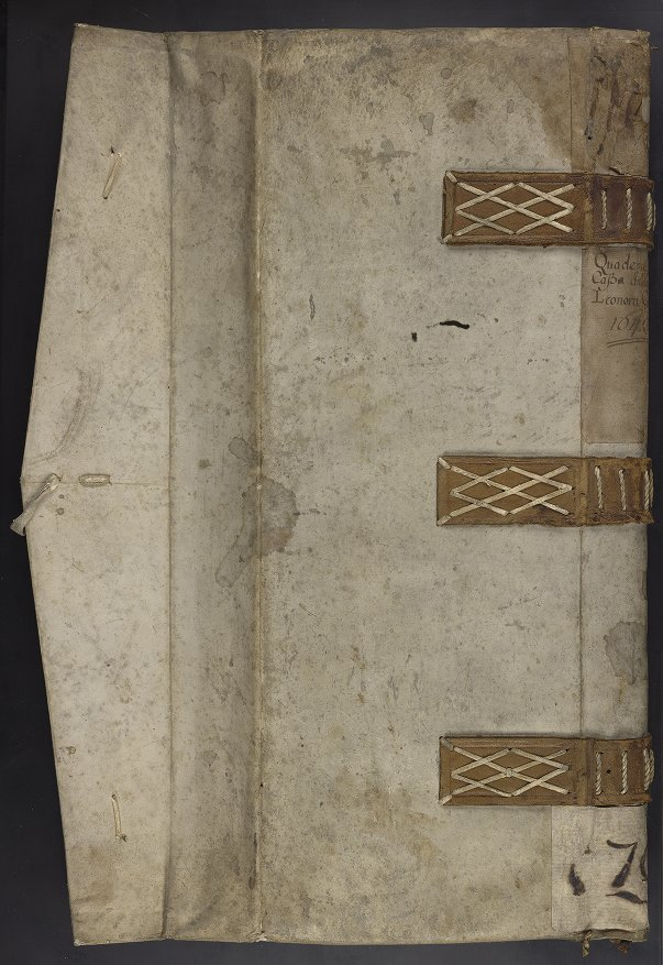 Other: Ms. Codex 1476 - [Ledger of Concini debtors and creditors and accounts]