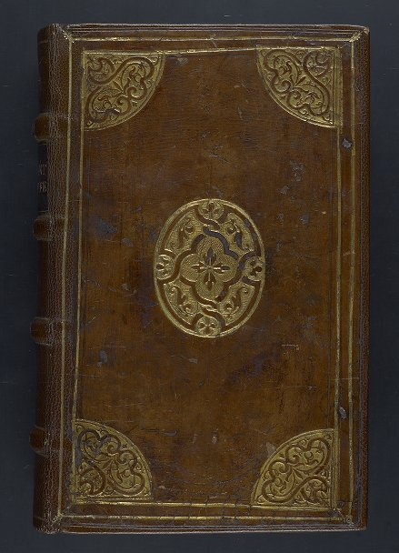 Medieval & Renaissance Manuscripts Collection: Ms. Codex 201 - New Testament in the translation of John Wycliffe