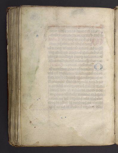 Medieval & Renaissance Manuscripts Collection: Ms. Codex 738 - Catholic Church - [Book of hours]