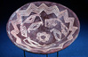 Cross-lined Bowl with Hippopotami from Mesa'eed