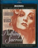 Nothing sacred